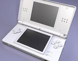 Nintendo DS 3D Model