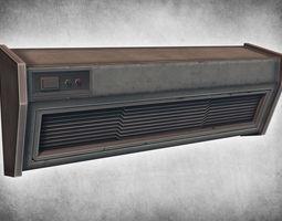 Air condition Unit 06 3D Model