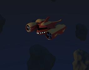 Stinger Aircraft 3D