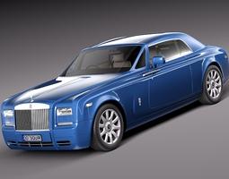 Rolls Royce Phantom Coupe 2013 3D Model