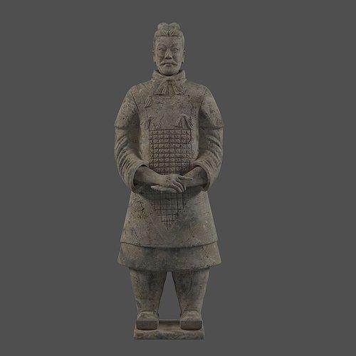 terracotta 2 3d model max obj mtl tga 1