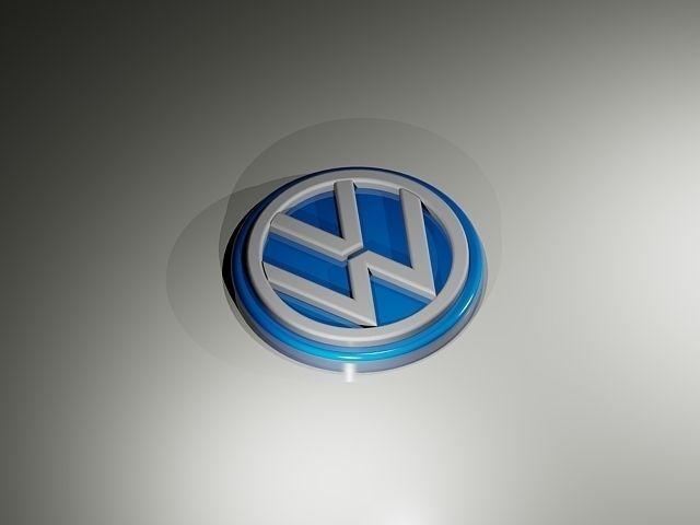 логотип volkswagen в формате dwg