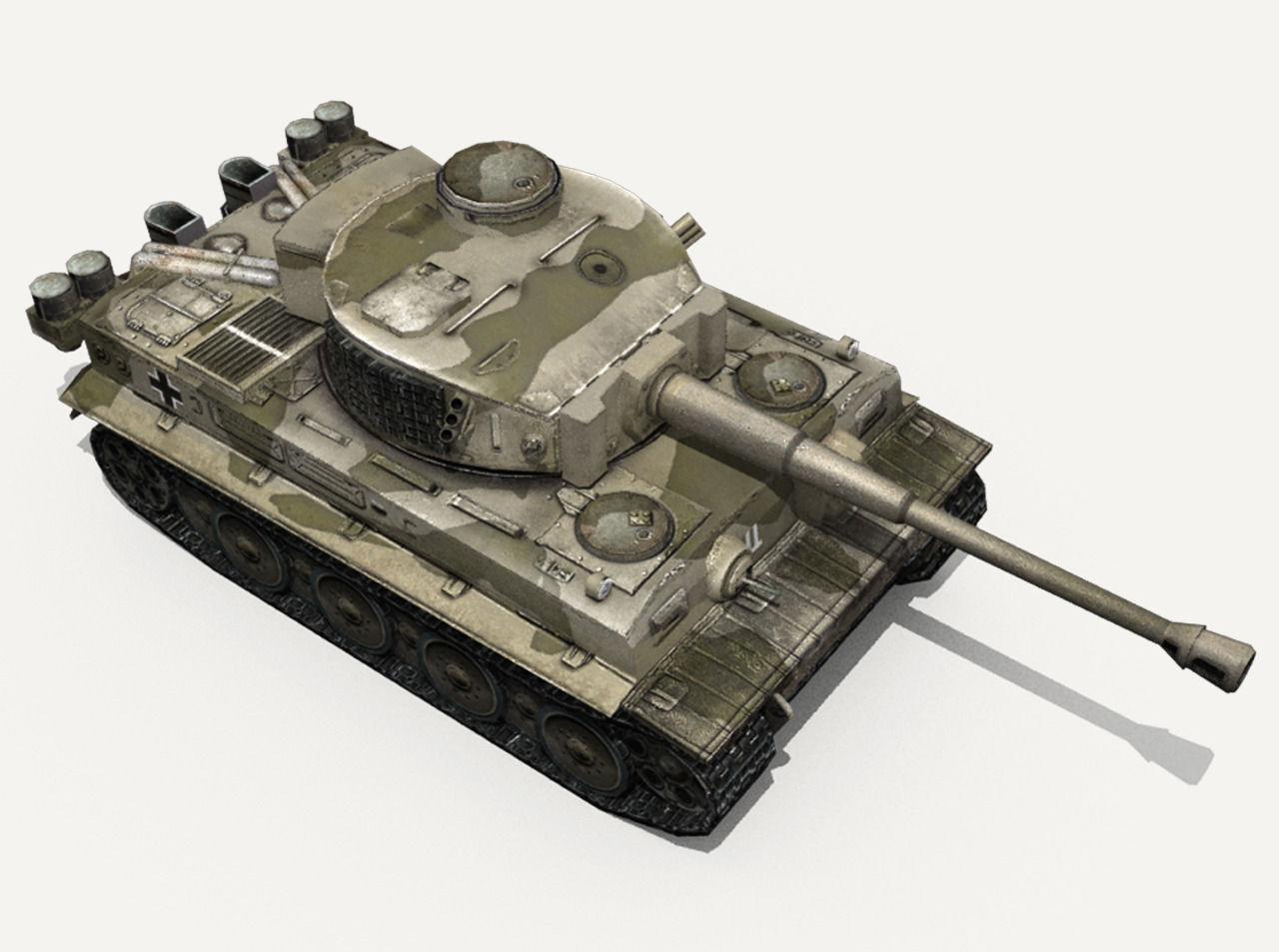 Germany Tank Panzer Iv 3d Model – Migliori Pagine da Colorare
