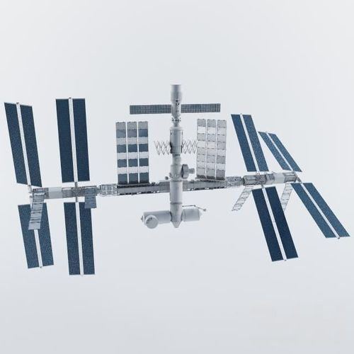 space station 3d models - photo #37