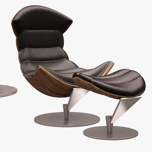 Attrayant ... Lobster Chair 3d Model Max Obj Mtl Fbx 5 ...