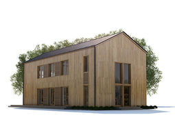 3D model exterior House