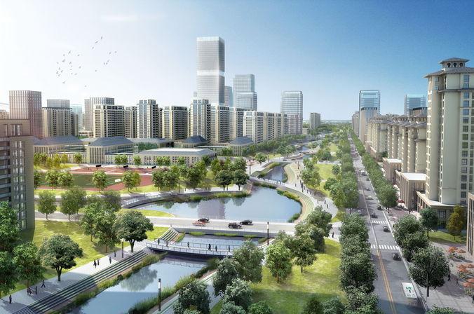 City Planning 0633D model