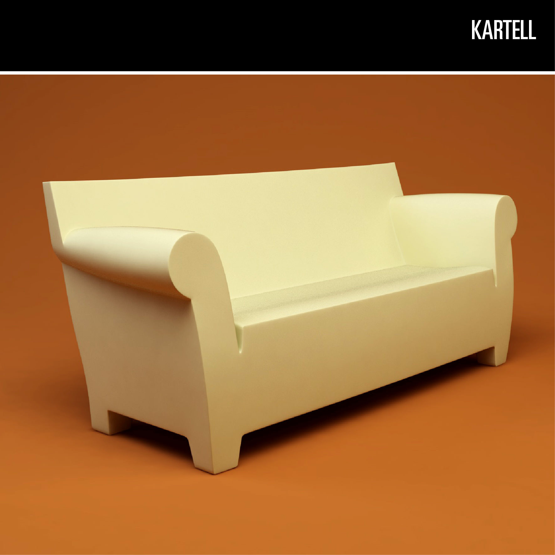 Starck Furniture Collection 18 Objects 3d Model