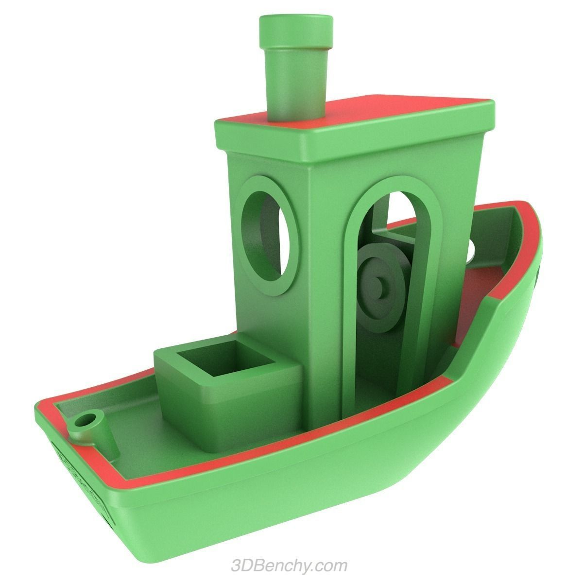3dbenchy the jolly 3d printing torture test free 3d 3d printer models free