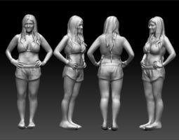 new person 3D print model
