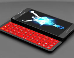 Qwerty Mobile 3D