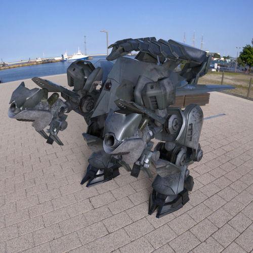 Conciliator Robot3D model