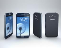 Samsung Galaxy Duos 3D