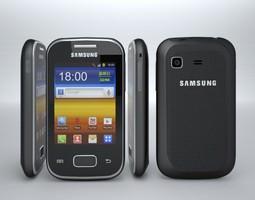 Samsung Galaxy Pocket GTS5301 3D