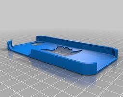 iphone 5 twitter bird case 3d print model