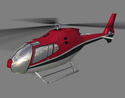 3D model Colibri V4 Helicopter