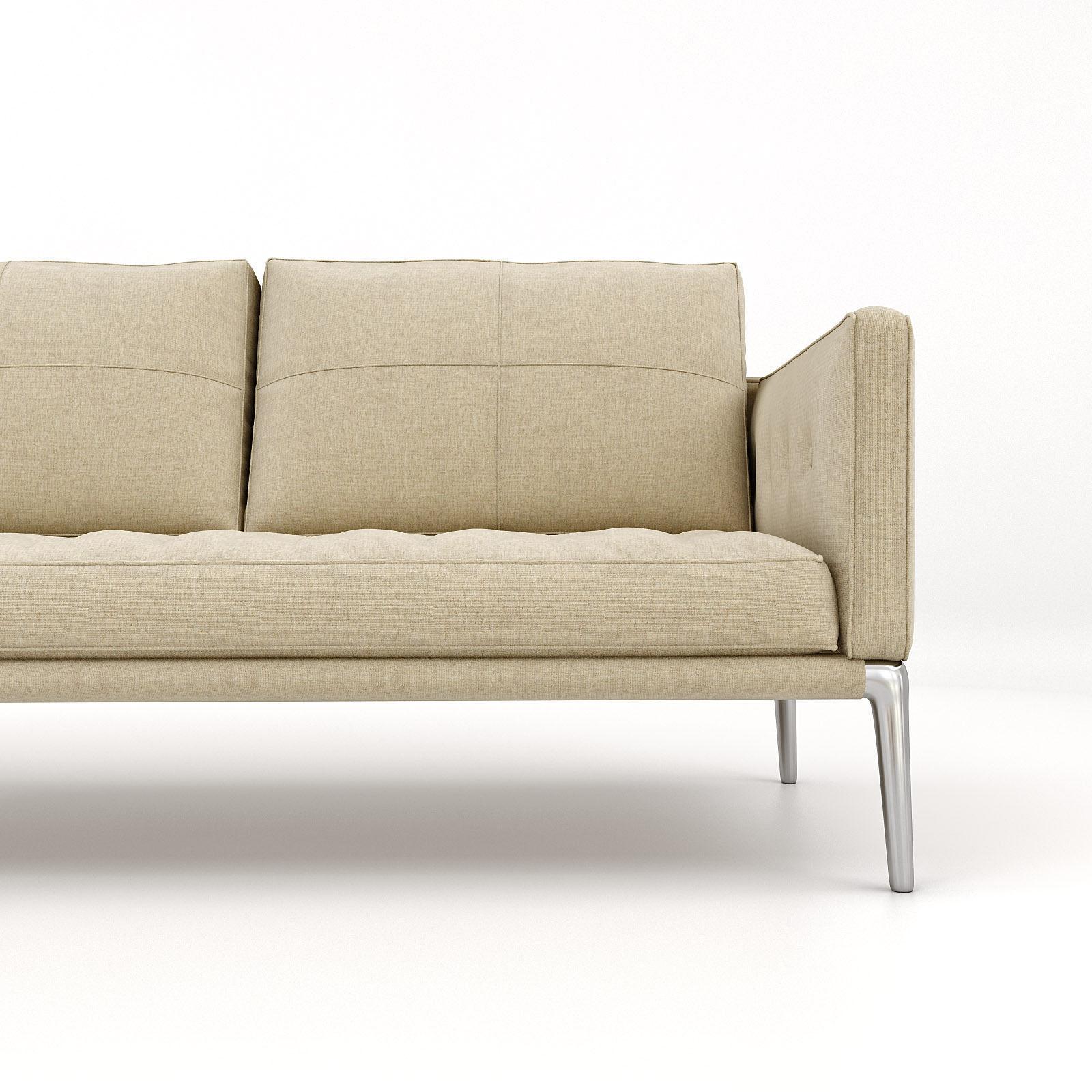 Modern living room interior 3ds max scene with all furniture 3d models - Cassina 243 Volage 3d Model Max Obj Fbx Cgtrader Com