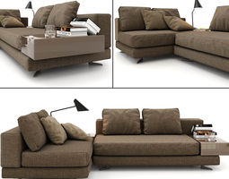 Sofa-couch 3D Models - #7 - CGTrader.com