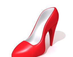 3D model High Heels