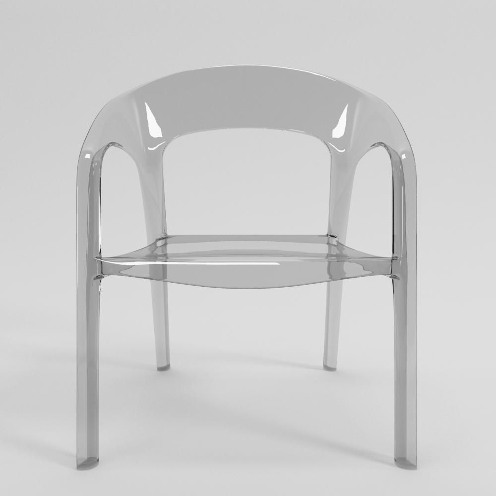 gossip chair d model max obj ds fbx -  gossip chair d model max obj ds fbx