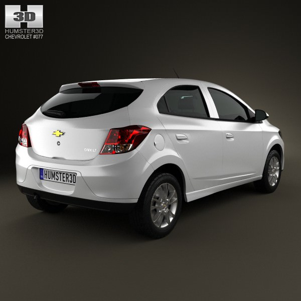 3d Chevrolet Onix 2013 Cgtrader