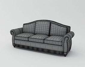 Sofa 3D model design -2