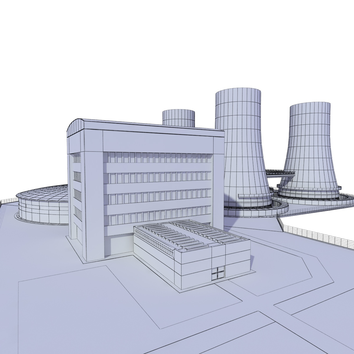 how to make a nuclear reactor model