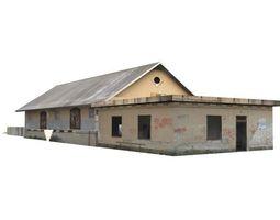 3D model Rail storage