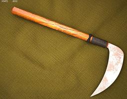3D Kama Blade