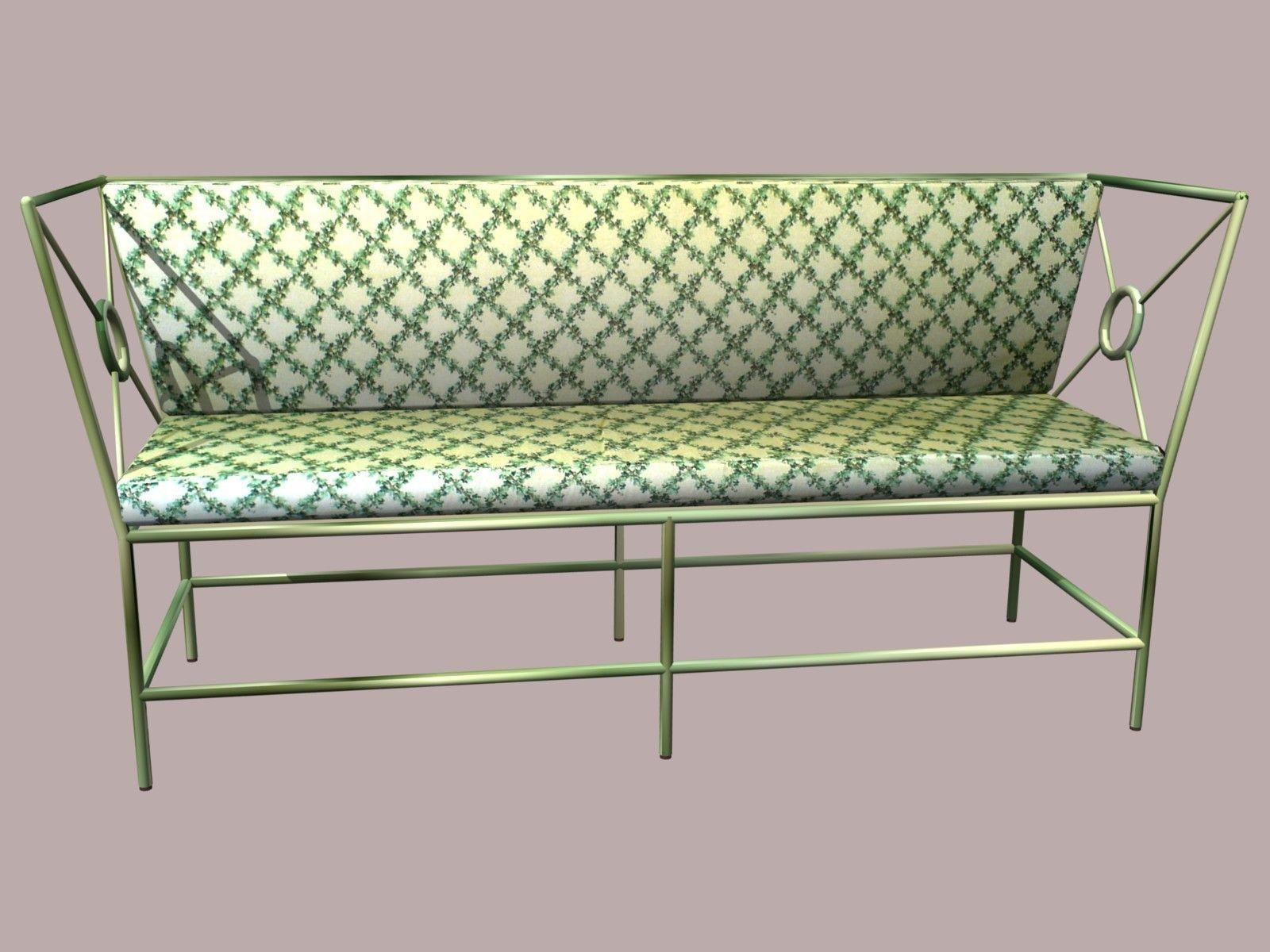 Wrought Iron Sofa Wrought Iron Sofa Set At Rs 8000 Pieces Id Thesofa