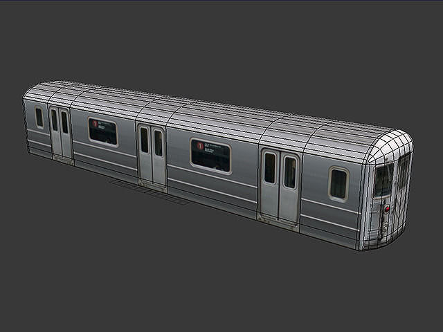 R62 Subway Car: NYCT Hmmsim ROUTES – Billy Knight