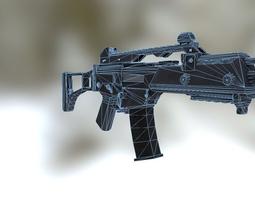 xG36Cx 3D Model