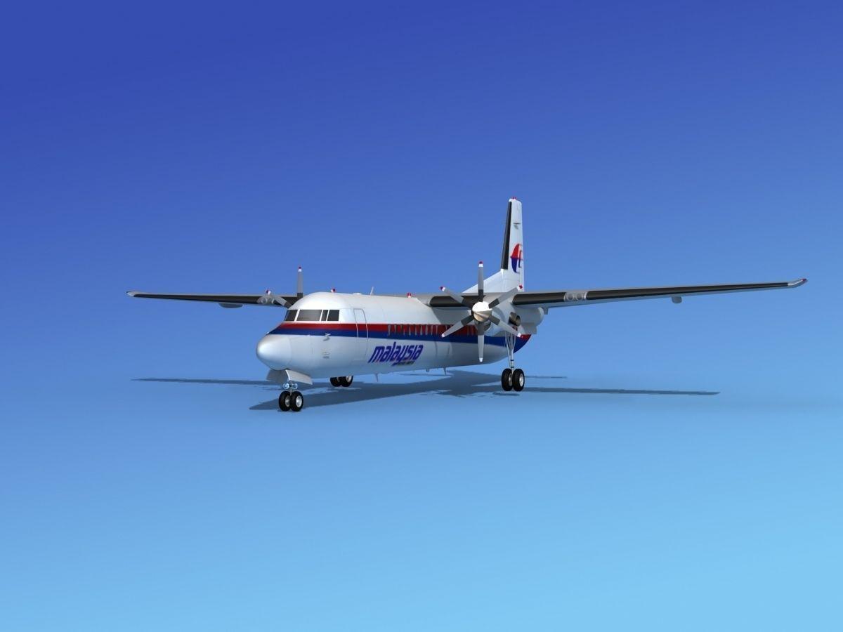 Fokker 50 Malaysia