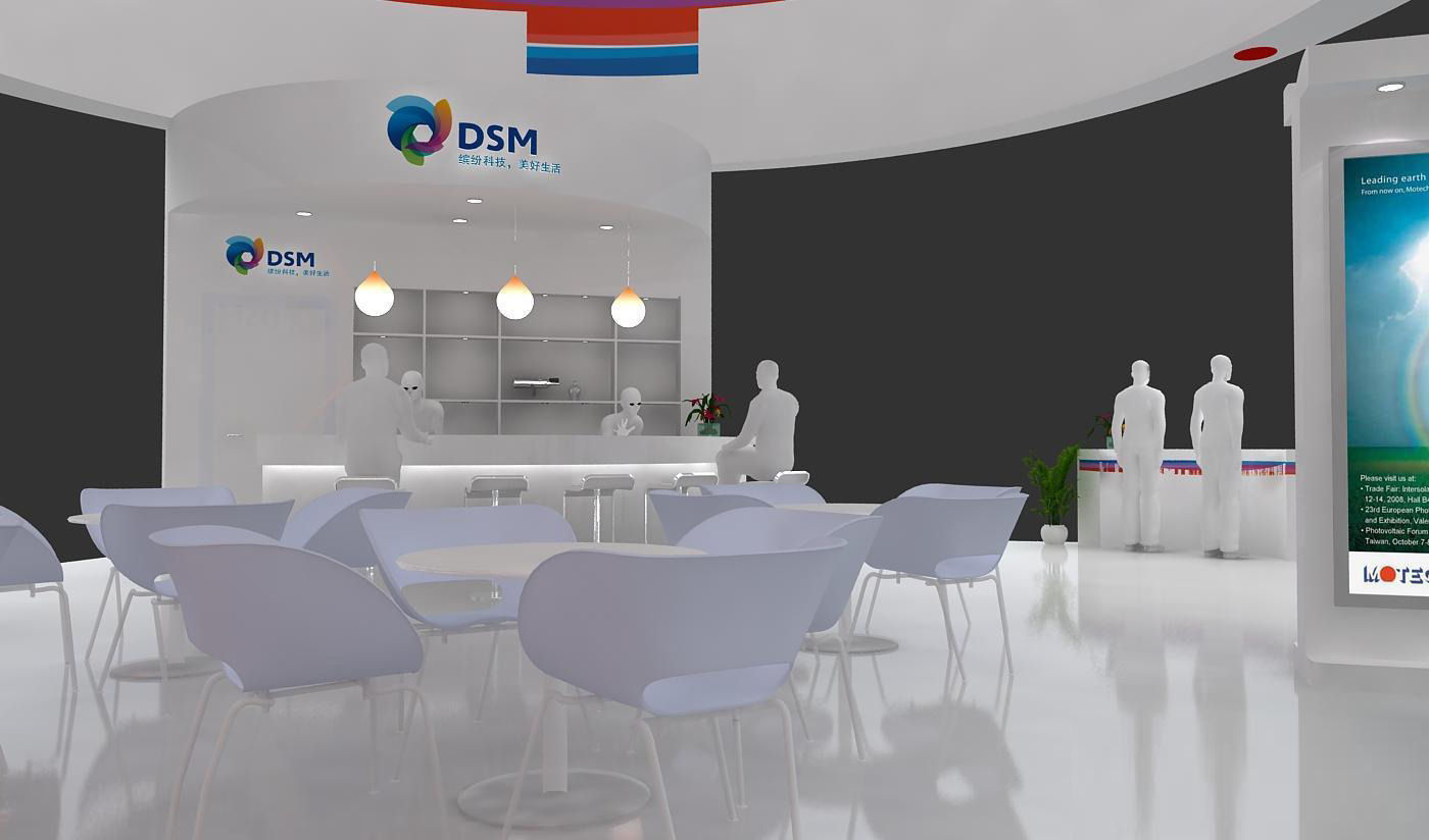 Exhibition area 10x15 3dmax2009 2587 3d model max for 10x15 room design