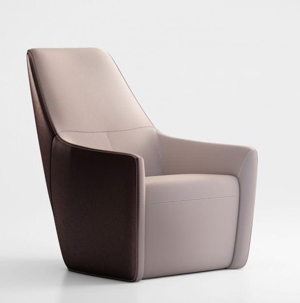 Knoll Foster 520 armchair