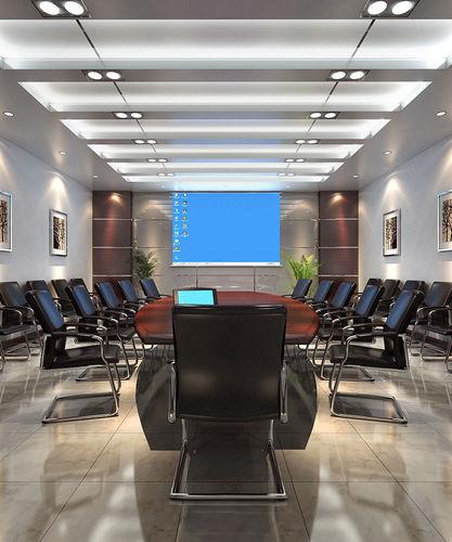 Medium-sized conference room3D model