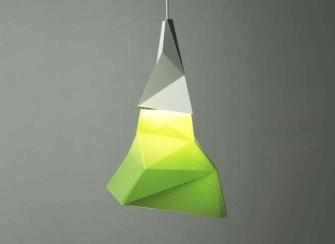 Papero Lamp3D model
