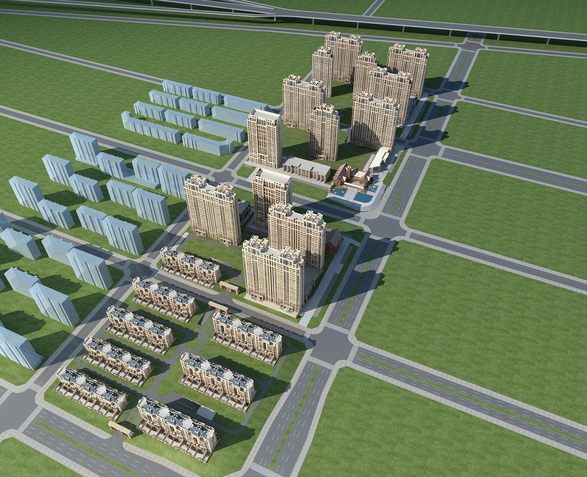 Architecture 101 1 3d model max for Architecture 101