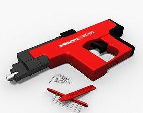 3D model Hilti DX 450