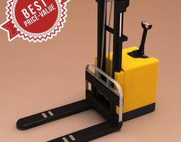 Hand pallet truck 02 3D Model