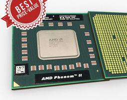 3D AMD Phenom II