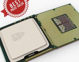 3D model Intel i7
