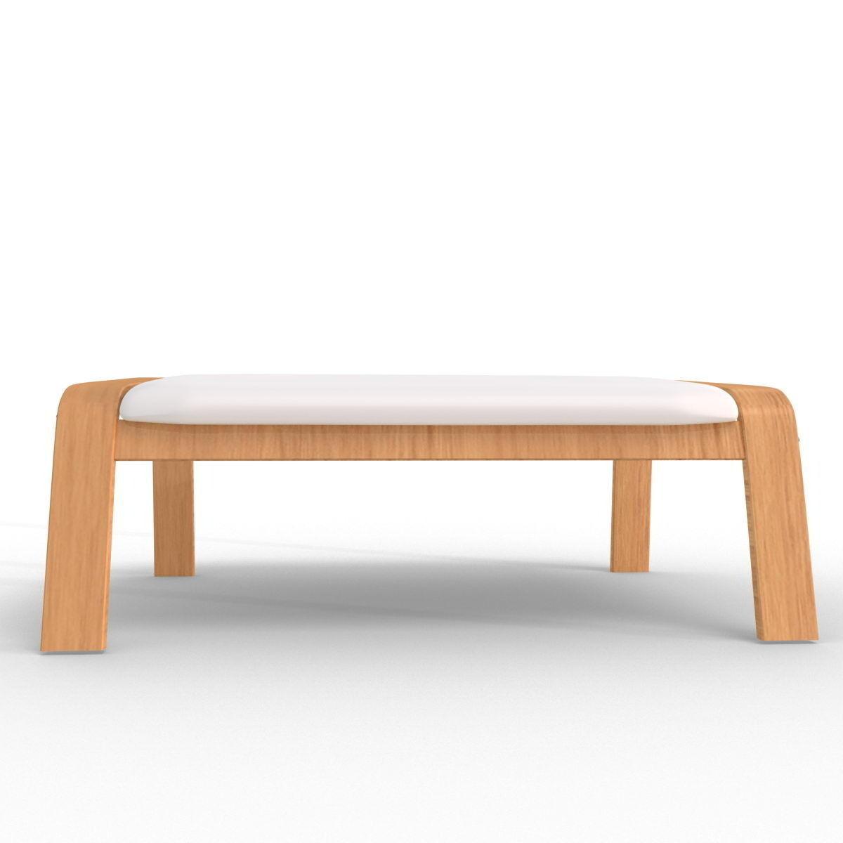 Sofa Foot 3d Model Max Obj