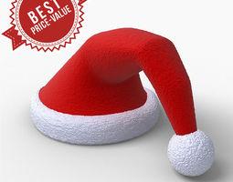 3D Christmas Cap