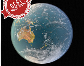 other Earth 3D model