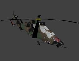 Eurocopter Tiger 3D asset