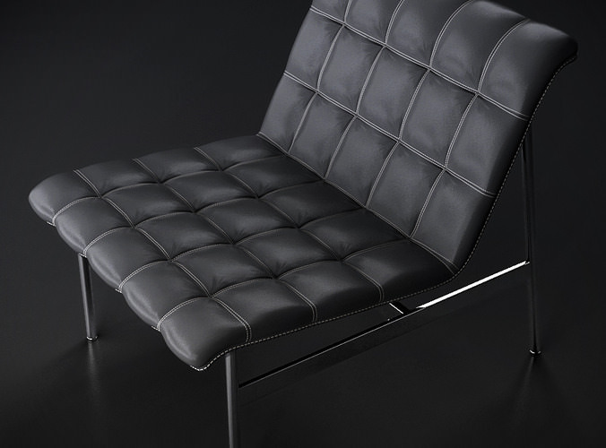 CP1 Lounge Chair3D model