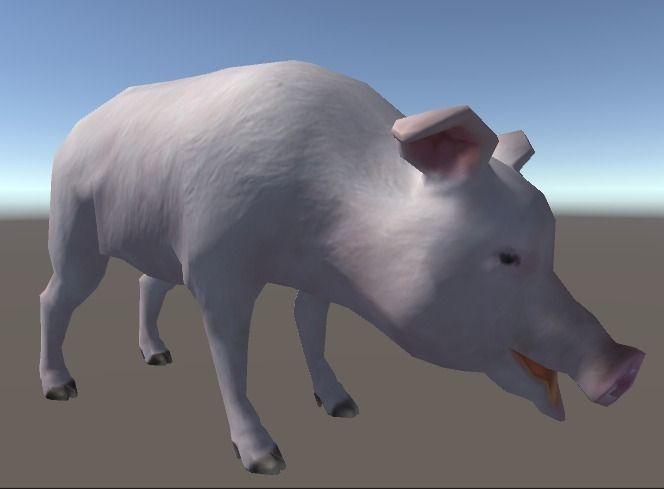 Unity Pig