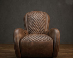3D model Special Chair scene