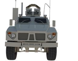 M-ATV 3D model